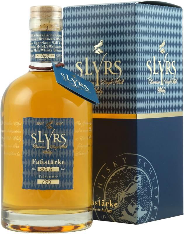 Bavarian single malt whiskey